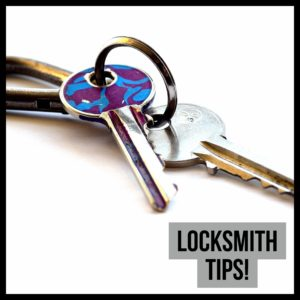 Good locksmith tips