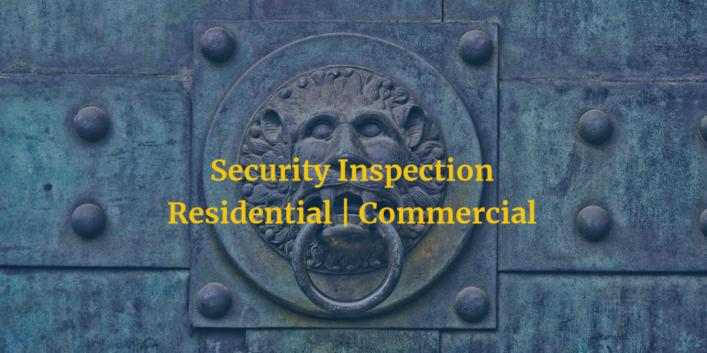 Security Inspection